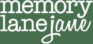 Logo of Memory Lane Jane Life Storytellers